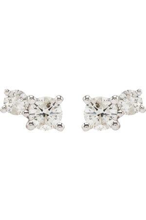 Adina Reyter 14kt yellow diamond stud earrings