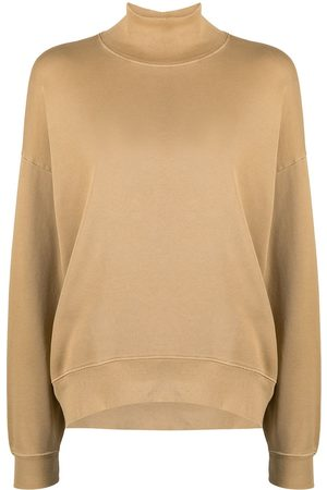 Frame Turtleneck basic sweatshirt
