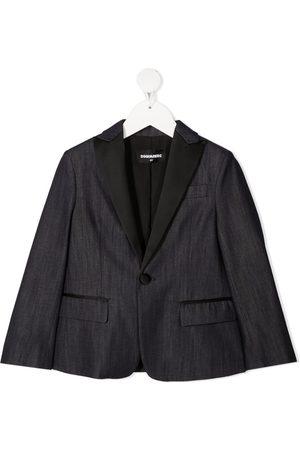 Dsquared2 One-button blazer