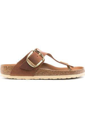 Birkenstock Gizeh buckle sandals