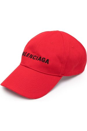 Balenciaga Embroidered logo baseball cap