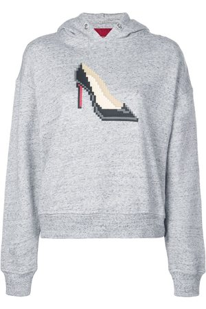 MOSTLY HEARD RARELY SEEN Stiletto hoodie