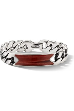 David Yurman Men Bracelets - 14.5MM CURB CHAIN ID BRACELET