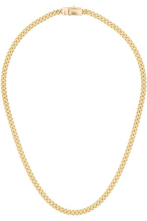 TOM WOOD Women Necklaces - Thin curb chain necklace