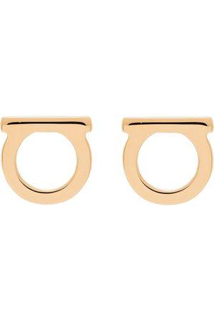 Salvatore Ferragamo Small Gancini earrings