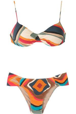 Lygia & Nanny Women Bikinis - Vitoria printed bikini set