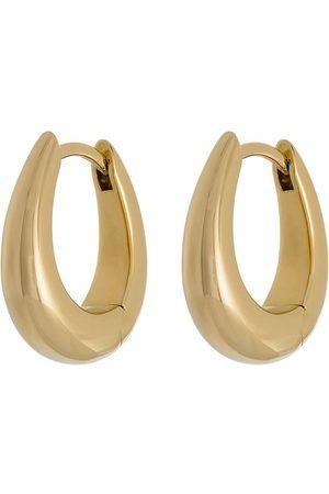 TOM WOOD Liz hoop earrings