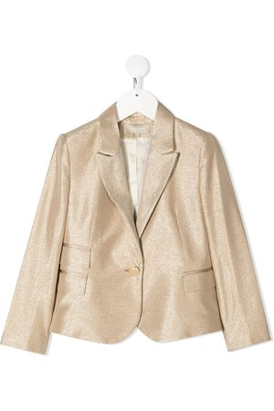ELIE SAAB JUNIOR Girls Blazers - Glitter metallic blazer