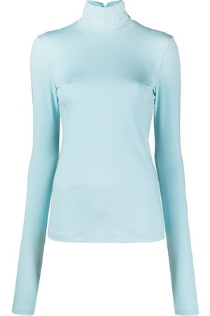 Styland Stretch-fit turtleneck top