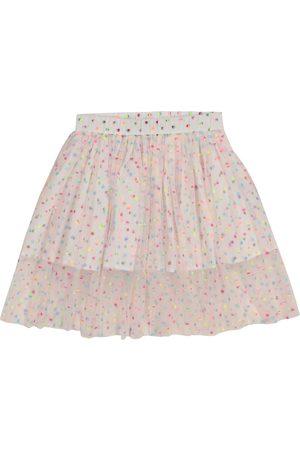 Stella McCartney Girls Skirts - Polka-dot tulle skirt