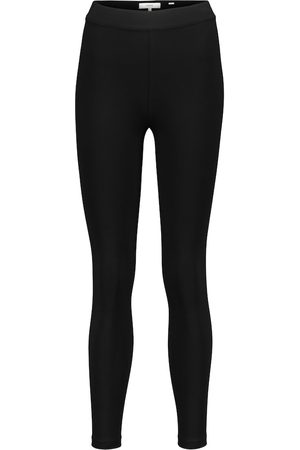 Vince High-rise stretch-jersey leggings