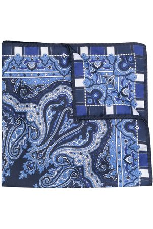 Etro Paisley-print pocket square