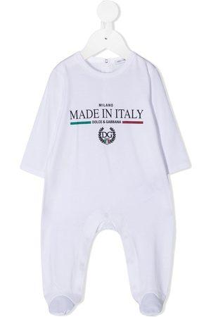 Dolce & Gabbana Baby Pyjamas - Made in Italy pajamas