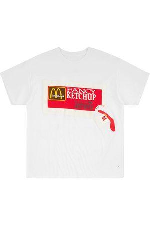 Travis Scott Astroworld CPFM Ketchup T-shirt