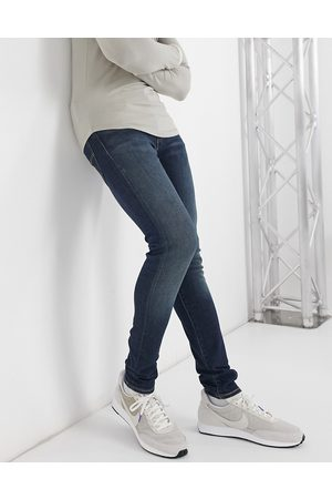 Levi's Levi's skinny taper fit jeans in brimstone advanced dark wash