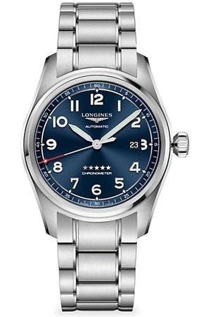 Longines Male Spirit Spirit 42Mm Automatic Stainless Steel