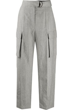 Brunello Cucinelli Tailored combat trousers