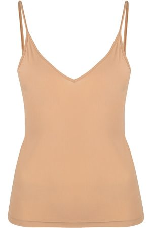 Jil Sander V-neck stretch-jersey vest