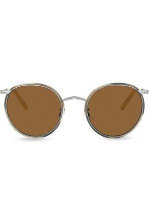 Oliver Peoples Men Sunglasses - Casson round-frame sunglasses