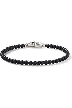 David Yurman Spiritual Beads Black Onyx Bracelet