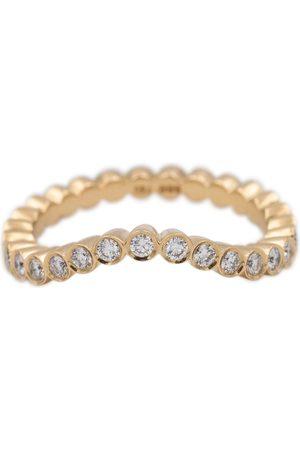 SOPHIE BILLE BRAHE Grace Ensemble 18kt ring with diamonds