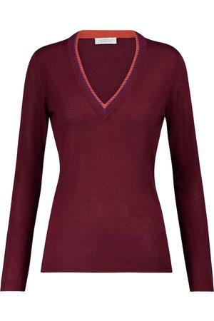 GABRIELA HEARST Lorenco cashmere and silk sweater