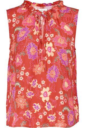 Velvet Edeline floral top