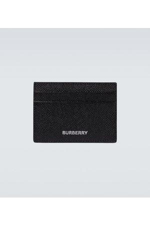 Burberry Sandon leather cardholder