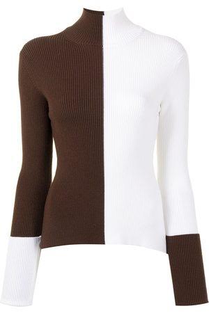 MONSE Colour block jumper