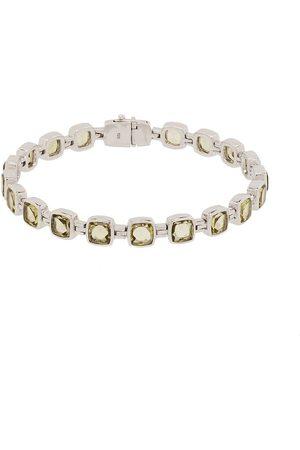 TOM WOOD Quartz-embellished bracelet