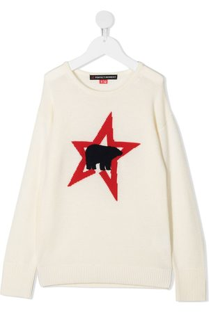 Perfect Moment Graphic print knitted jumper