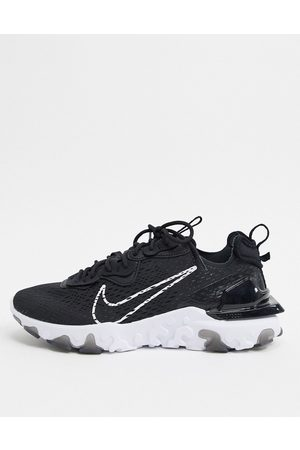Nike React Vision trainers in