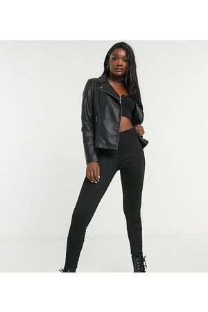 Only Tall Faux leather jacket in