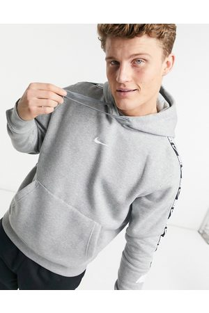 Nike Repeat Pack taping hoodie in