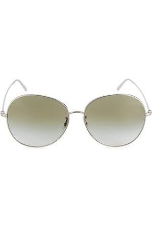 Oliver Peoples Ysela 60MM Oval Sunglasses