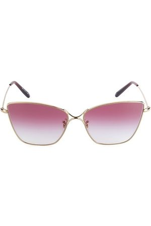 Oliver Peoples Marlyse 60MM Cat Eye Sunglasses
