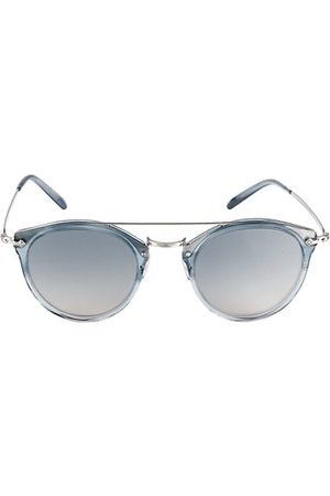 Oliver Peoples Sunglasses - Remick 50MM Round Sunglasses