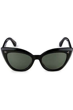 Oliver Peoples Laiya 55MM Cat Eye Sunglasses