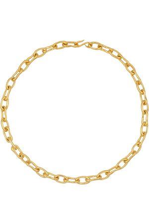 Sophie Buhai Roman Chain 18kt vermeil necklace