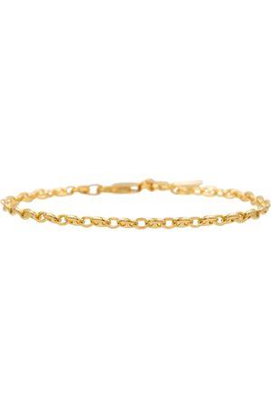 Sophie Buhai Classic Delicate Chain 18kt yellow -vermeil bracelet