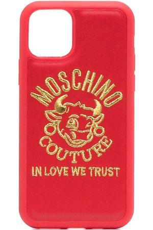 Moschino IPhone 11 Pro logo case