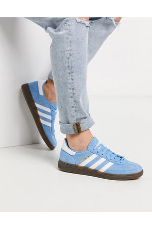 adidas Men Sneakers - Handball Spezial trainers in with gum sole