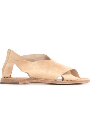 Officine creative Itaca cross-strap sandals