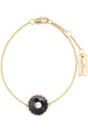 Marc Jacobs Floral-charm bracelet