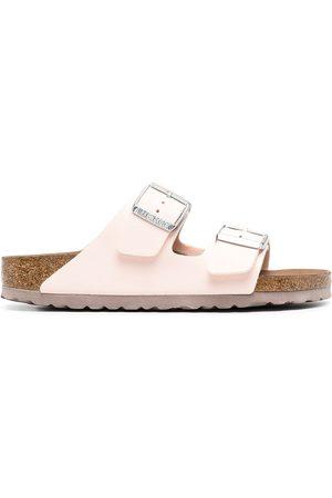Birkenstock Women Sandals - Slip-on buckle sandals