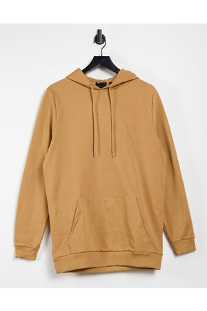 ASOS Organic longer length hoodie in