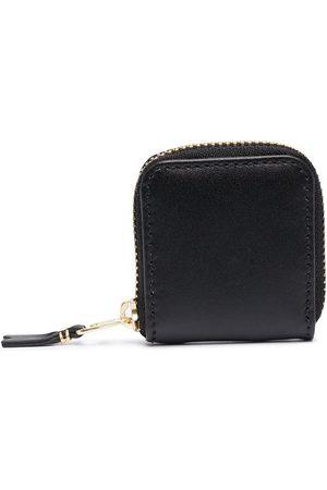 Comme des Garçons Wallets - Mini zip-around leather wallet