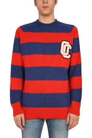 Opening Ceremony Men Jumpers - CREW NECK SWEATER