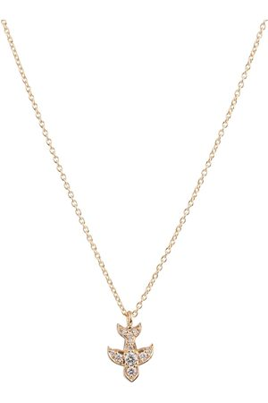 SOPHIE BILLE BRAHE Petite Matisse 18kt necklace with diamonds