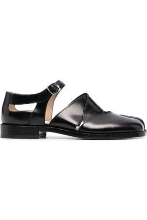Maison Margiela Tabi leather sandals